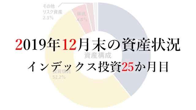 200102 2019年12月末の資産状況